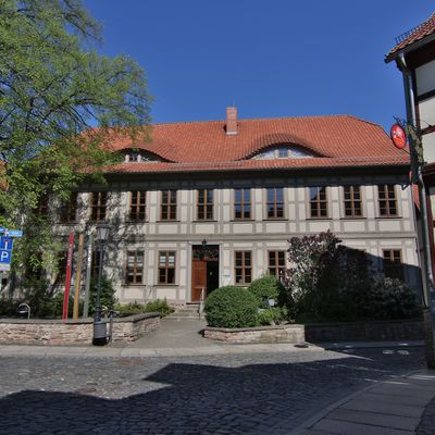 Außenansicht Stadtbibliothek