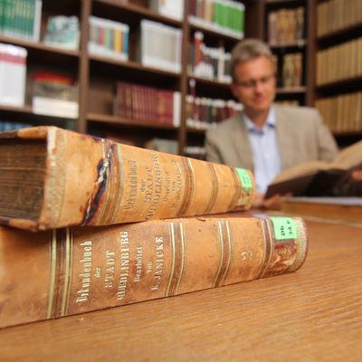 Harzbücherei besteht seit 150 Jahren