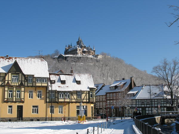 Winter in Wernigerode